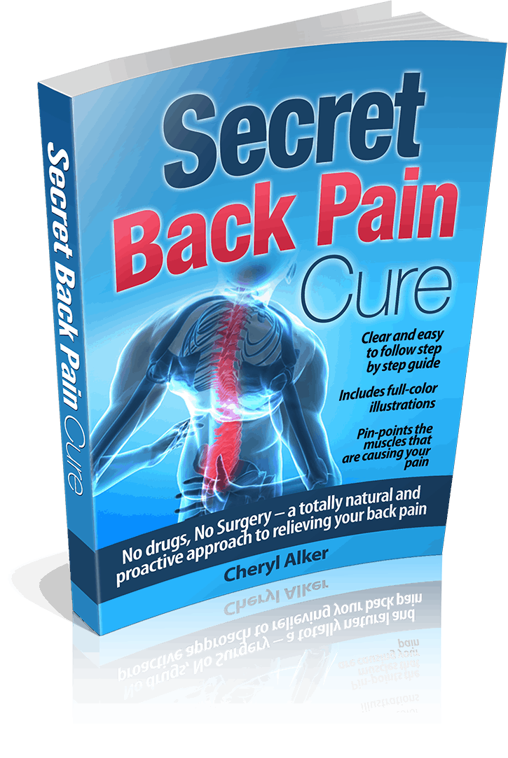 Secret Back Pain Cure – ORDER NOW!